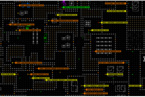 Adjustable Difficulty - Cogmind / Grid Sage Games