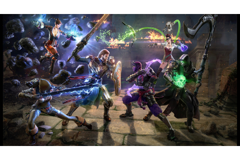 Free-to-Play Action MMO Skyforge Is Questing to PS4 This ...