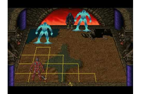 DOS Game: Dark Legions - YouTube