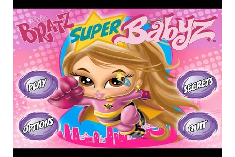 Bratz : Super Babyz : PC Games Review - YouTube