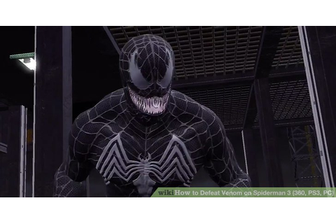 How to Defeat Venom on Spiderman 3 (360, PS3, PC): 4 Steps
