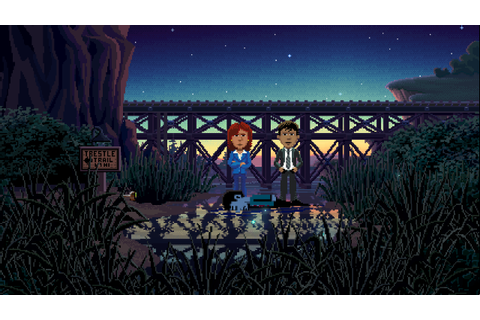 Thimbleweed Park Review (Xbox One)