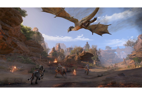 Look to the Skies – Hunting Dragons in The Elder Scrolls ...