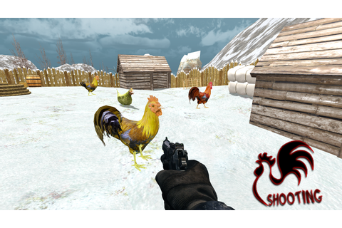 Chicken Shooter game of Chicken Shoot and Kill - Android ...