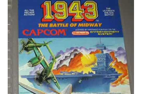 Classic Game Room - 1943: THE BATTLE OF MIDWAY review for ...
