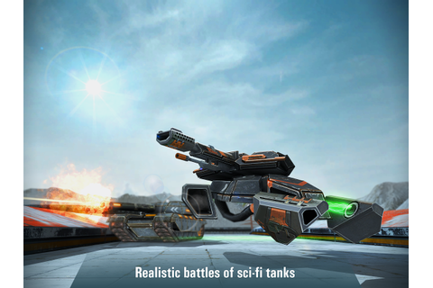 Iron Tanks: Free Multiplayer Tank Shooting Games - Android ...
