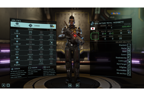 Long War Perk Pack at XCOM2 Nexus - Mods and Community