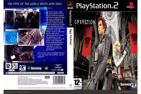 Download Game Spy Fiction Ps2 Iso Gratis - Games Bekti