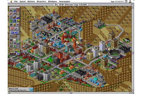 SimCity 2000 - The ultimate city simulator | Great Old ...