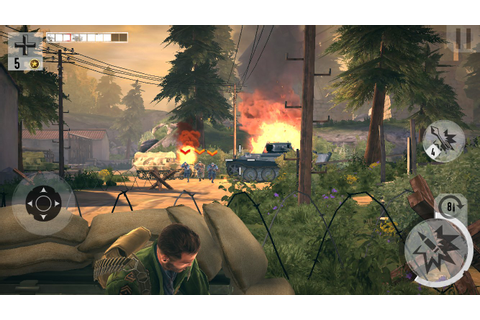 Brother in Arms 3: Sons of War Review | TouchArcade