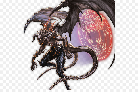 Granblue Fantasy Rage of Bahamut Video game - Satanic png ...