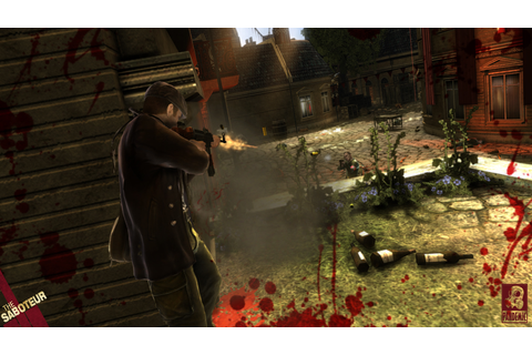 The Saboteur MULTI3 PC Free Download Download Free PC Game