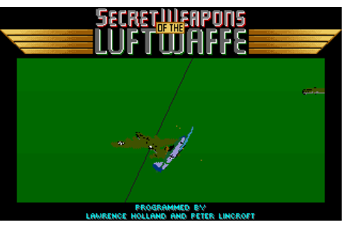 Download Secret Weapons of the Luftwaffe (CD-ROM) - My ...