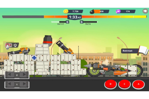 How to beat Ultimate Weapon Super Tank Rumble | Android ...