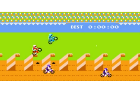 Excitebike World Rally coming to WiiWare on November 9