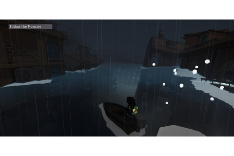 Sail Away: Sea Of Solitude Looks Fab | Rock, Paper, Shotgun
