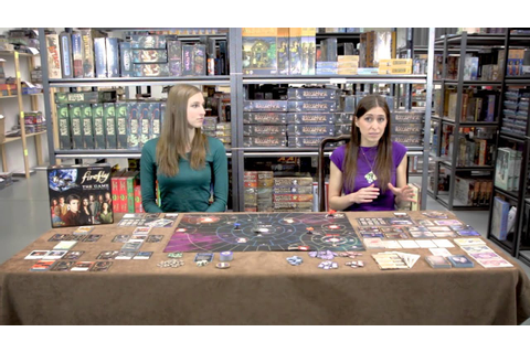 Firefly: The Game Review - Starlit Citadel Reviews Season ...