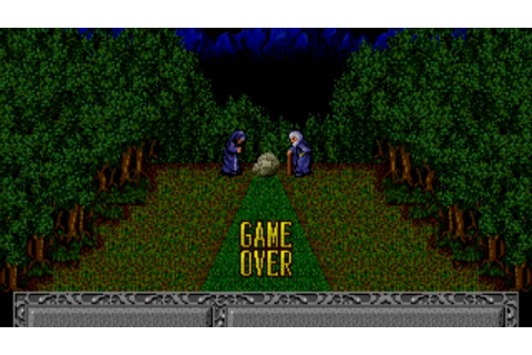 Fatal Labyrinth Music - Game Over - YouTube