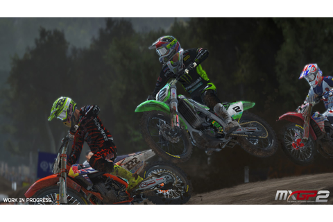 New Games: MXGP2 - THE OFFICIAL MOTOCROSS VIDEOGAME (PS4 ...