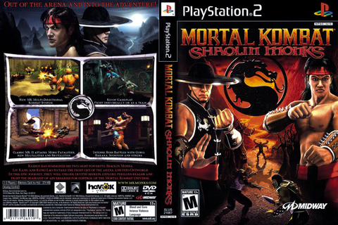 Lttp: Mortal Kombat Shaolin Monks - Greatest coop story ...