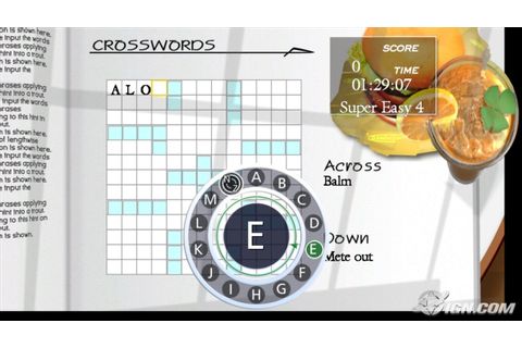 Coffeetime Crosswords Screenshots, Pictures, Wallpapers ...