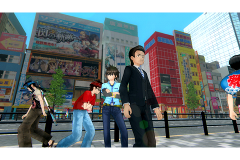 A look at Akiba's Trip 2's in-game collaborations - Gematsu