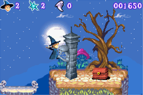 Castleween (GBA) Game - Game Boy Advance ...