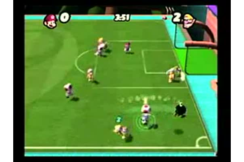 Mario Smash Football | Nintendo GameCube | Games | Nintendo