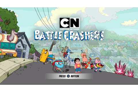 Cartoon Network: Battle Crashers disponible en ps3 y 3ds