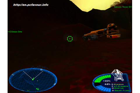 Battlezone II: Combat Commander PC Game Download ~ Free ...