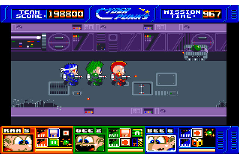 Download CyberPunks (Amiga) - My Abandonware