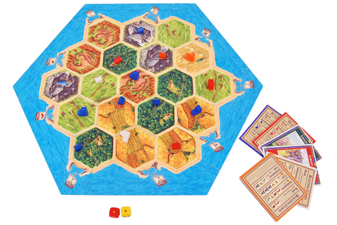 Amazon.com: The Settlers of Catan: Toys & Games