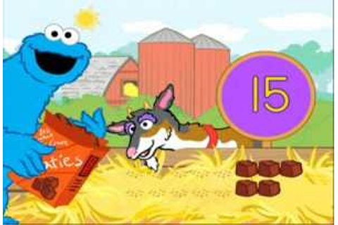 Sesame Street Cookies Counting Carnival Download Free Full ...