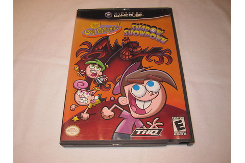 Fairly Odd Parents: Shadow Showdown (Nintendo GameCube ...