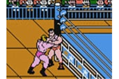 69. Tecmo World Wrestling - Top 100 NES Games - IGN