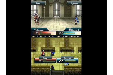Fire Emblem Shin Monshou No Nazo Legion's Invasion - YouTube