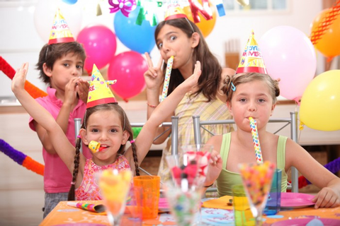 Birthday Party Games for Kids and Adults - Icebreaker Ideas