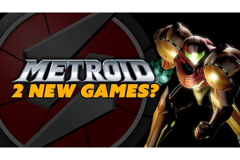 TWO New METROID Games? Wait... - The Know Game News - YouTube