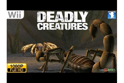 Deadly Creatures - Wii Gameplay 1080p (Dolphin GC/Wii ...