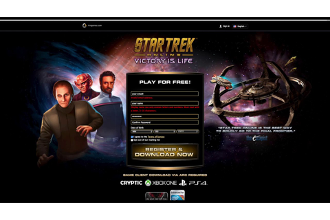 Star Trek Game -- Download the free Star Trek Game Online ...