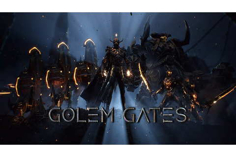Golem Gates - Free Full Download | CODEX PC Games