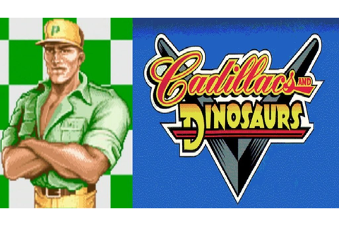 Cadillac and Dinosaurs Mustafa Game For PC Free Download ...