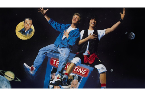 Bill & Ted's Excellent Adventure (1989) - Reviews | Now ...