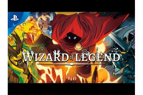 Wizard of Legend Game | PS4 - PlayStation
