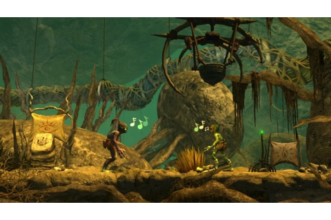Oddworld: New 'n' Tasty Review – Reliving The Oddysee ...