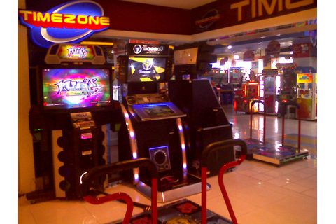 Timezone Centrio Ayala Mall - Arcade Locations - Picture ...