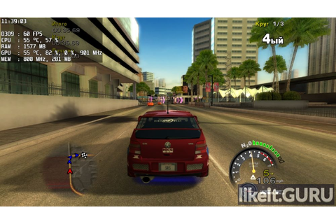 Download Street Racing Syndicate Full Game Torrent ...