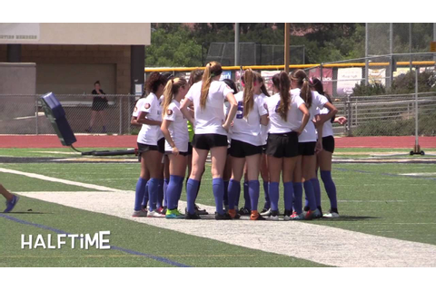 2016 ECNL Girls Soccer: Real So Cal vs Slammers FC game 2 ...