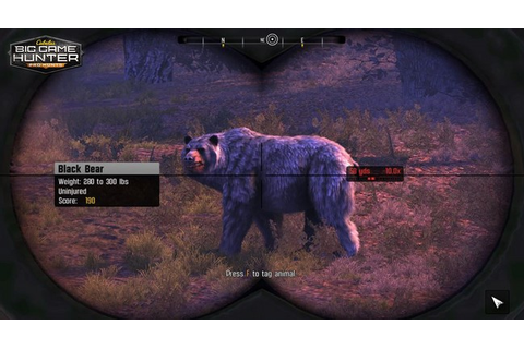 Cabela's Big Game Hunter: Pro Hunts Free Download Full PC ...