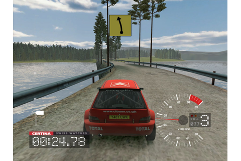 Colin McRae Rally 3 Download - Old Games Download